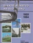 elektrarenstvo na slovensku 1920 -1994
