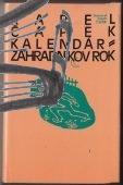 kalendar, zahradnikov rok