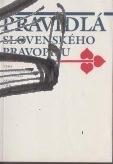 pravidla slovenskeho pravopisu 1991