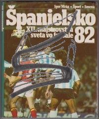spanielsko 82 ms futbal