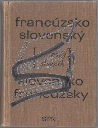 francuzsko -slovensky, slovensko-francuzsky vreckovy slovnik 1720