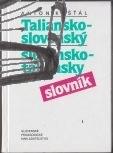 taliansko-slovensky, slovensko-taliansky slovnik