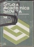 studia academica slovaca
