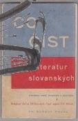 co cist z literatur slovanskych I