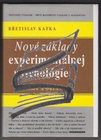 nove zaklady experimentalnej parapsychologie