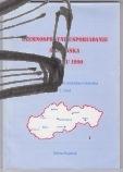 uzemnospravne usporiadanie slovenska do roku 1990