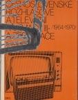 ceskoslovenske rozhlasove a televizne prijmace III a zesilovace