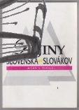 dejiny slovenska a slovakov