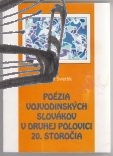 poezia vojvodinskych slovakov v druhej polovici 20 storocia
