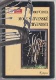 moje slovenske pochybnosti – antikvariat stary svet