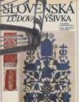 slovenska ludova vysivka