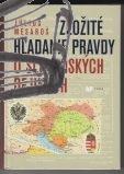zlozite hladanie pravdy o slovenskych dejinach