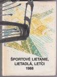 sportove lietanie lietadla letci 1988