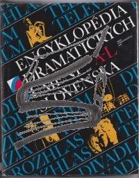 encyklopedia dramatickych umeni slovenska I-II