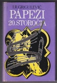papezi 20 storocia