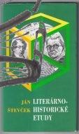 literarnohistoricke etudy
