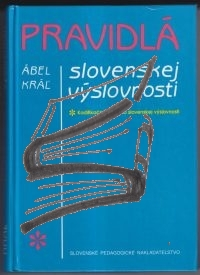 pravidla slovenskej vyslovnosti